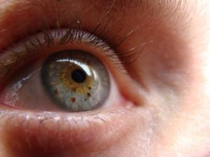 Augenzucken
